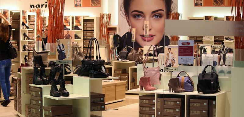 Shoes and Bags Showroom