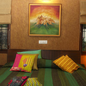 3 BHK Duplex Bedroom