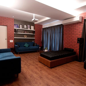 TWO BEDROOM RESIDENCE IN NANDIDURGA ROAD 2450 SFT PREMIUM
