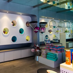 The Dotted I gifts and Stationery Store